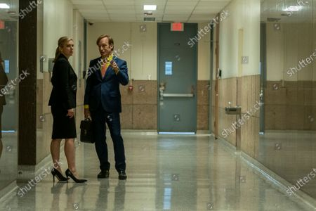 Editorial picture of 'Better Call Saul' TV Show, Season 5 - 2020