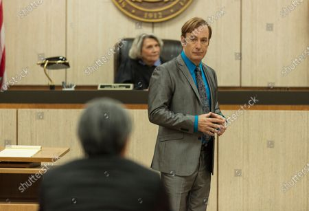 Editorial image of 'Better Call Saul' TV Show, Season 5 - 2020