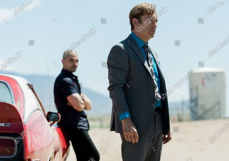Editorial photo of 'Better Call Saul' TV Show, Season 5 - 2020