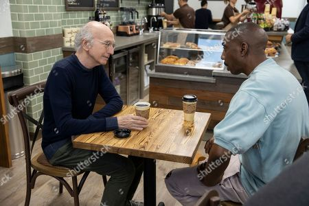 Larry David as Larry David and J.B. Smoove as Leon
