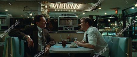 Hugh Jackman as Frank Tassone and Rafael Casal as Kyle Contreras