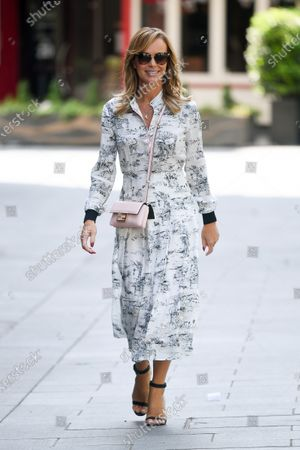 Editorial picture of Amanda Holden out and about, London, UK - 09 Jun 2020