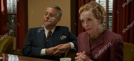 Joe Mantello as Dick Samuels and Holland Taylor as Ellen Kincaid