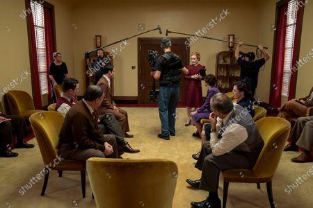 Editorial photo of 'Hollywood' TV Show, Season 1 - 2020