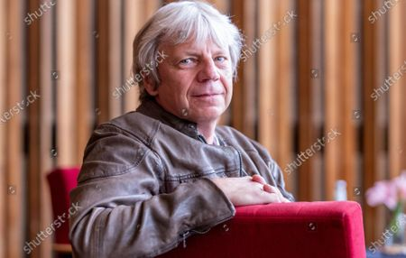 Stock Picture of Andreas Dresen at Kino (Cinema) International in Berlin, Germany, 09 June 2020. Frank-Walter Steinmeier discussed the current situation of cinemas and filmmakers amid the Coronavirus pandemic.
