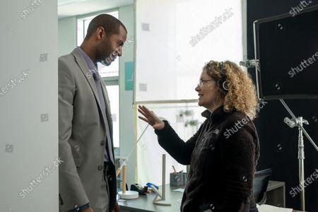 Jordan Johnson-Hinds as Jamie and Daina Reid Director