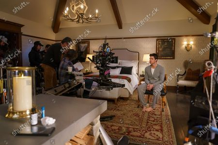Greg Daniels Director and Robbie Amell as Nathan Brown