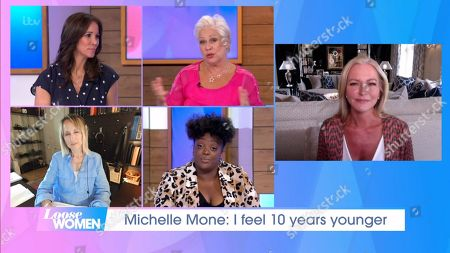 Andrea McLean, Denise Welch, Carol McGiffin, Judi Love, Michelle Mone