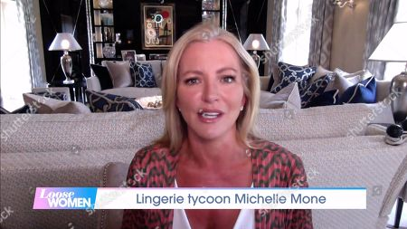 Stock Picture of Michelle Mone