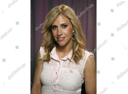 """Stock Picture of Author Emily Giffin posing for a portrait in New York. Giffin's latest novel, """"The Lies that Bind"""" was released on June 2, 2020"""
