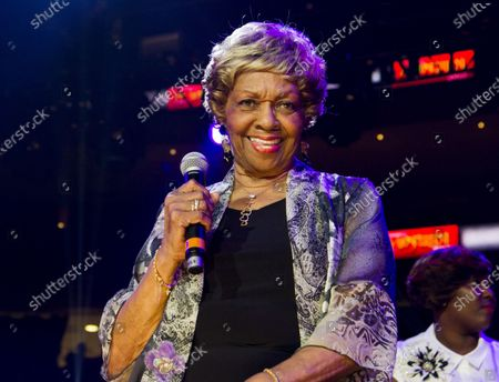 Cissy Houston performs during McDonald's Gospelfest 2013 at the Prudential Center in Newark, N.J. Houston was nominated to the New Jersey Hall of Fame on June 9, 2020