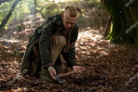 John Bell as Young Ian