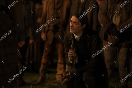 Stock Picture of Cesar Domboy as Fergus