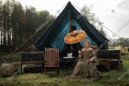 Stock Image of Maria Doyle Kennedy as Jocasta Cameron