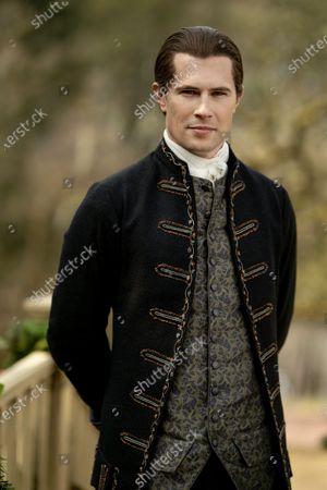 Stock Photo of David Berry as Lord John Grey
