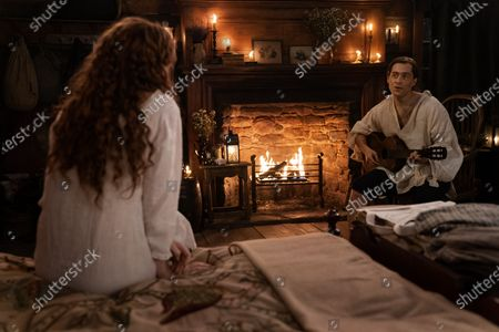Editorial picture of 'Outlander' TV Show, Season 5 - 2020