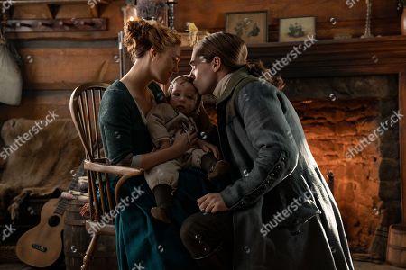 Editorial photo of 'Outlander' TV Show, Season 5 - 2020