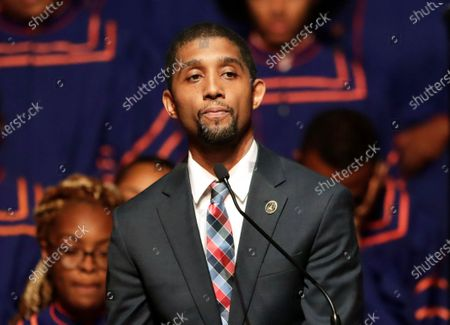 Editorial picture of Election 2020 Mayor, Baltimore, United States - 23 Oct 2019