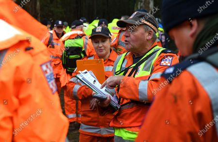 Victorias State Emergency Service Ses Personnel Attend Editorial Stock Photo Stock Image Shutterstock