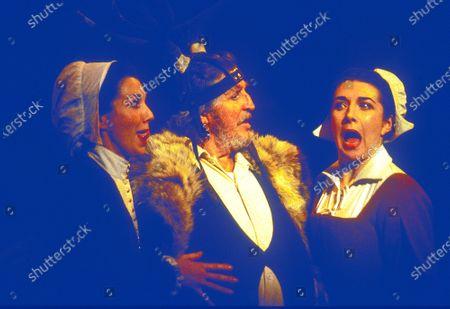Geraldine Fitzgerald. Denis Quilley. Maureen Beattie
