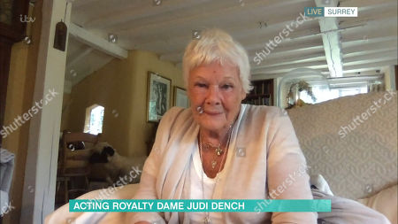 Stock Picture of Judi Dench