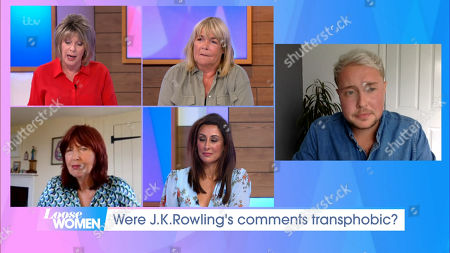 Ruth Langsford, Linda Robson, Janet Street-Porter, Saira Khan and Riley Carter Millington