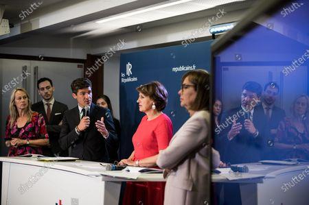 Aurelien Pradie, Brigitte Kuster, Florian GERARD-MERCIER, Virginie Duby-Muller.