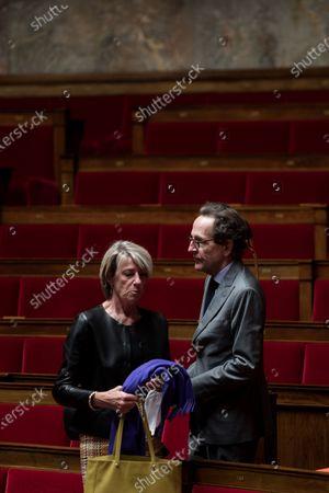 Laurence VICHNIEVSKY et Gilles Le Gendre