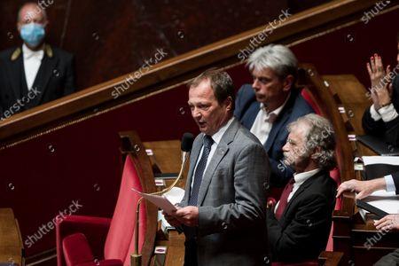 Stock Photo of Stephane Peu