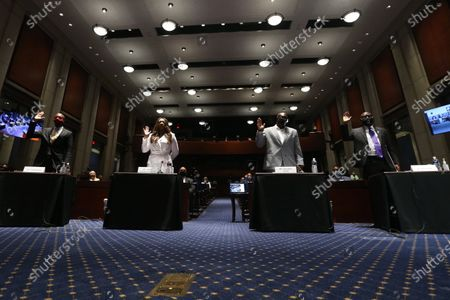 Editorial image of US House Judiciary Committee hearing on 'Policing Practices and Law Enforcement Accountability', Washington, USA - 10 Jun 2020
