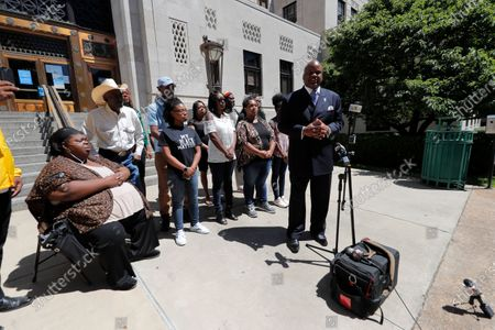 Editorial picture of Louisiana Police Video, Shreveport, United States - 10 Jun 2020