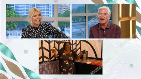 Holly Willoughby, Phillip Schofield, Alison Hammond