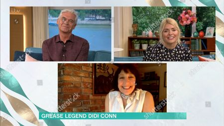 Holly Willoughby, Phillip Schofield, Didi Conn
