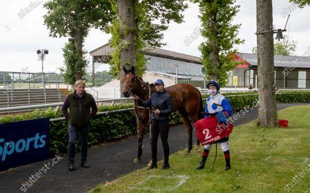 Editorial image of Gowran Racing, Gowran Racecourse, Co. Kilkenny - 11 Jun 2020