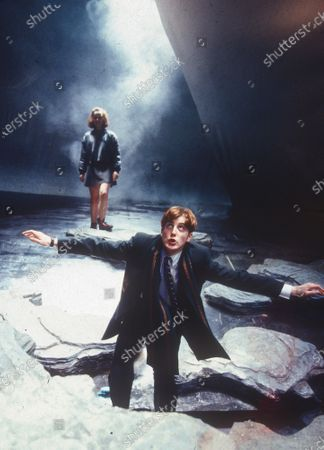 Editorial image of 'The Winter Guest' Play performed in the Alameida Theatre, London, UK 1995 - 15 May 1995