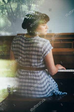 """Singer-songwriter Norah Jones poses for a portrait in Hudson, N.Y., to promote her latest album """"Pick Me Up Off the Floor"""