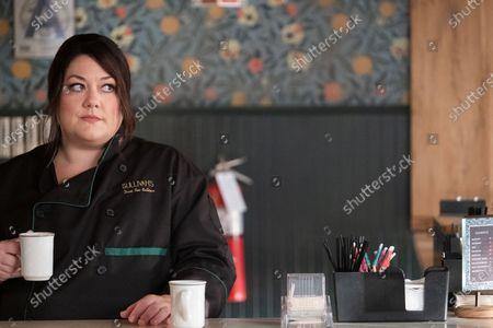 Stock Image of Brooke Elliott as Dana Sue Sullivan