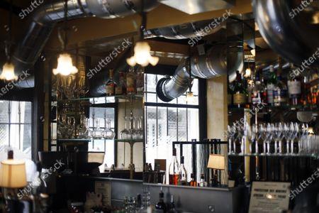 Editorial picture of Virus Outbreak French Restaurant, Paris, France - 11 Jun 2020