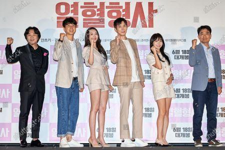 Kim In-kwon, Kim Seung-hyun, Ha Joo-hee, Seo Do-hyun, Chun Yi-seul, Yoon Yeo-chang