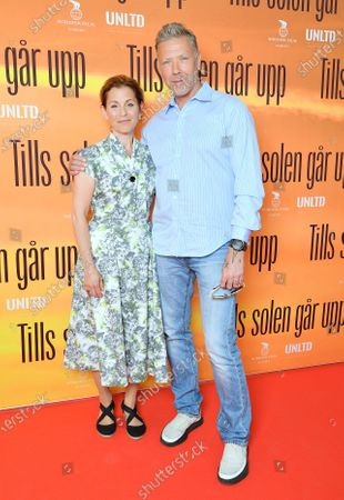 Editorial picture of 'Until the sun rises' film photocall, Stockholm, Sweden - 10 Jun 2020