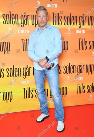 Editorial photo of 'Until the sun rises' film photocall, Stockholm, Sweden - 10 Jun 2020