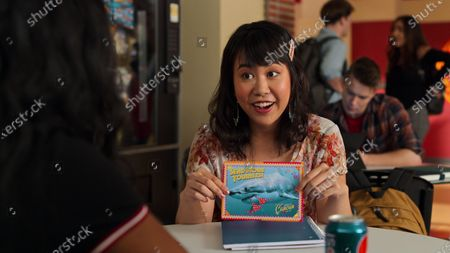 Ramona Young as Eleanor Wong