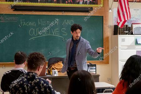 Adam Shapiro as Mr. Shapiro