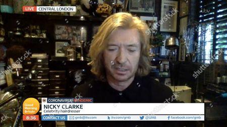 Nicky Clarke