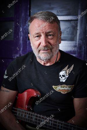 Editorial image of Peter Hook Portrait Shoot, Manchester, UK - 07 Jun 2019