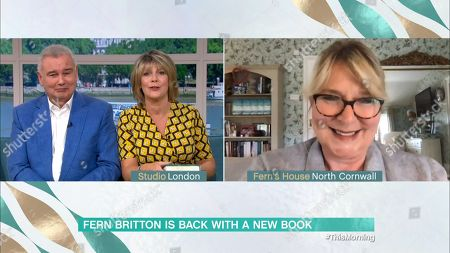 Editorial picture of 'This Morning' TV show, London, UK - 12 Jun 2020