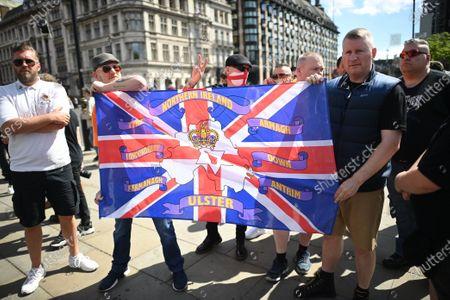 Editorial image of Protests in London, UK - 13 Jun 2020