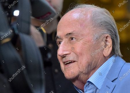 Dated, former FIFA President Joseph Blatter in Moscow, Russia. According to documents Saturday June 13, 2020, former FIFA president Sepp Blatter is the target of a new investigation in Switzerland for suspected criminal mismanagement of soccer funds