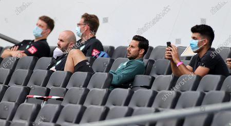 Editorial picture of SC Paderborn 07 vs Werder Bremen, Germany - 13 Jun 2020