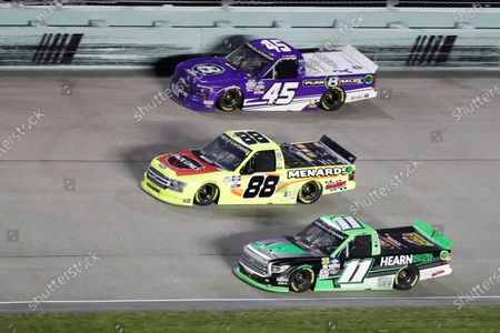 Editorial picture of NASCAR Trucks Auto Racing, Homestead, United States - 13 Jun 2020